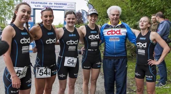 Tri GT Triathlon Club du Grand Tournaisis